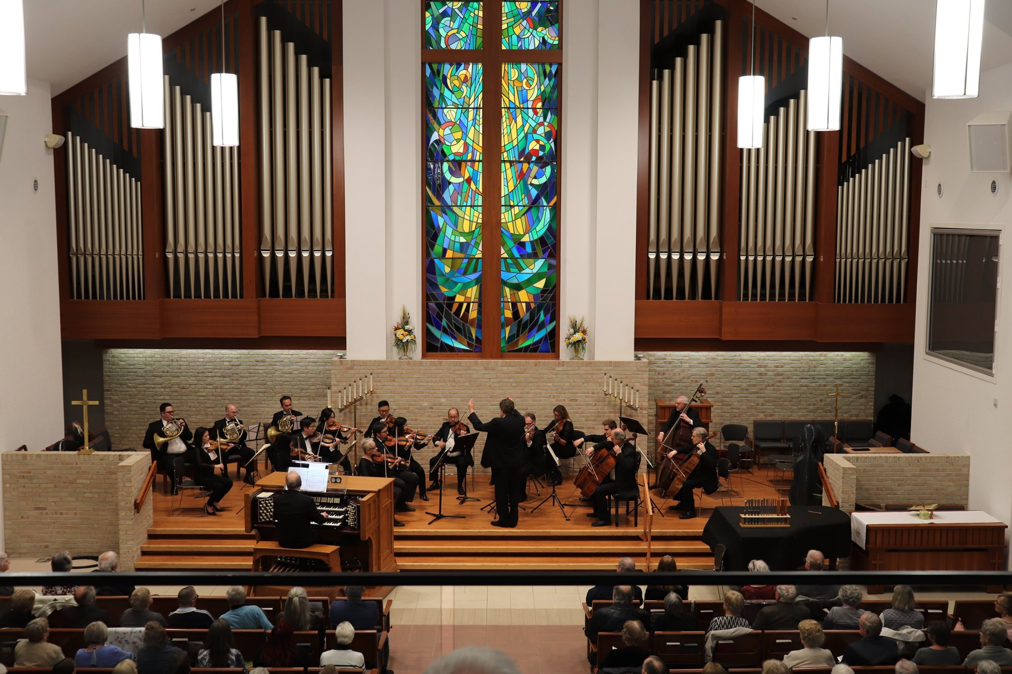 Brantford Symphony Orchestra Presents Pipes & Strings