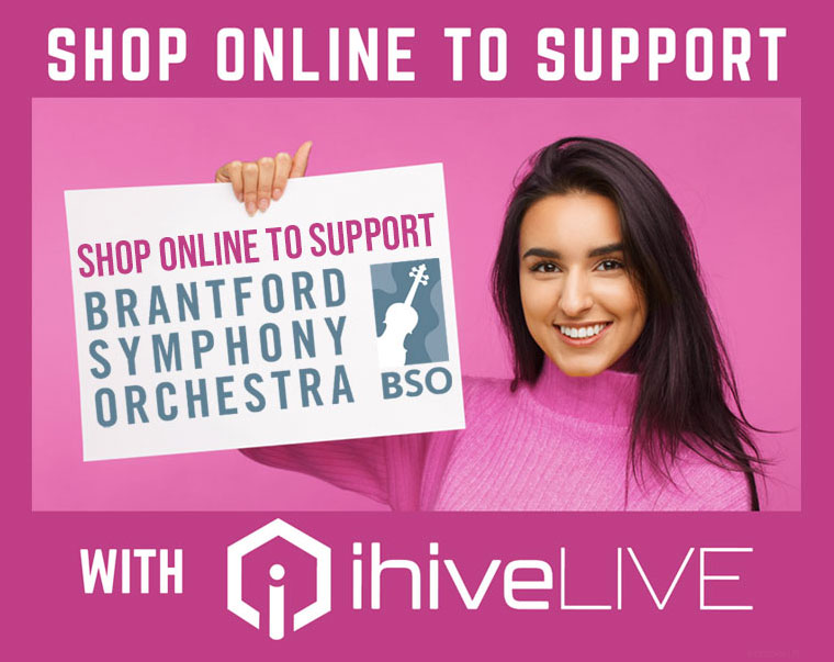 Shop online with ihiveLIVE to support the BSO.